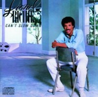 Lionel Richie. Can't Slow Down (CD)
