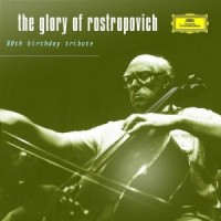 Mstislav Rostropovich. Selected Recordings (8 CD)