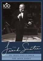 DVD Frank Sinatra. Ol' Blue Eyes Is Back + The Main Event