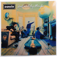 LP Oasis. Definitely Maybe (LP)