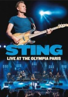 Sting. Live At The Olympia Paris (Blu-Ray)