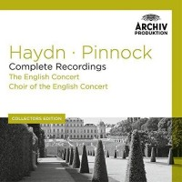 Audio CD Various Artists. Haydn - Pinnock: Complete Recordings