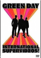 DVD GREEN DAY - INTERNATIONAL SUPERVIDEOS