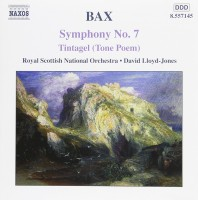 Audio CD David Lloyd-Jones / Royal Scottish National Orchestra. Bax: Symphony No. 7 / Tintagel