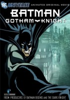 DVD Бэтмэн: Рыцарь Готэма / Batman: Gotham Knight