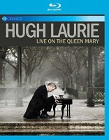 Hugh Laurie. Live On The Queen Mary (Blu-Ray)