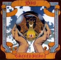 Dio. Sacred Heart (CD)