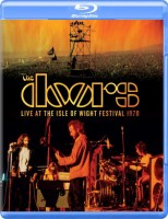 The Doors. Live At The Isle Of Wight Festival 1970 (Blu-Ray)