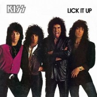 Audio CD Kiss. Lick It Up