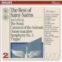 Various Artists. The Best Of Saint-Saens (2 CD)