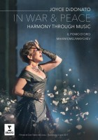 DVD Joyce DiDonato. In War and Peace - Harmony Through Music