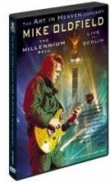 DVD Mike Oldfield: The Millennium Bell. live in Berlin / The Art in Heaven Concert