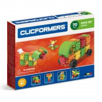 товар Конструктор CLICFORMERS. Basic Set 70 деталей