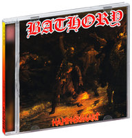 Audio CD Bathory. Hammerheart