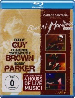 Carlos Santana Presents: Blues At Montreux 2004 (Blu-Ray)