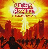 Audio CD Nuclear Assault. Game Over