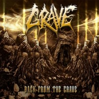 Audio CD Grave. Back from the Grave