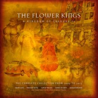 Audio CD The Flower Kings. A Kingdom Of Colours II 2004-2013