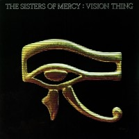 LP The Sisters Of Mercy. Vision Thing (LP)