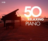 Various Artists. 50 Best Relaxing Piano (3 CD)