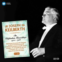 Audio CD Joseph Keilberth. Joseph Keilberth: The Telefunken Recordings 1953-1963