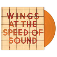 LP Paul McCartney. At The Speed Of Sound (LP)