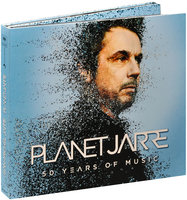 Jarre, Jean-Michel. Planet Jarre: 50 Years Of Music (Deluxe Edition) (2 CD)