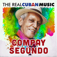 LP Compay Segundo. The Real Cuban Music (LP)