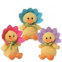 товар Игрушка мягкая Flower Duck Sound Toy