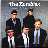 LP The Zombies. Time Of The Season (LP)