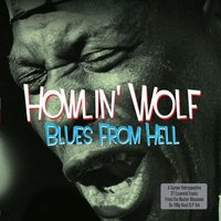 LP Howlin' Wolf. Blues From Hell (LP)