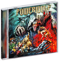 Powerwolf. The Sacrament Of Sin (CD)