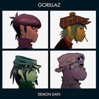 Gorillaz. Demon Days (2 LP)
