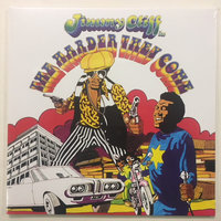 LP Jimmy Cliff. The Harder They Come (LP)