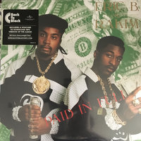 LP Eric B. & Rakim. Paid In Full (LP)