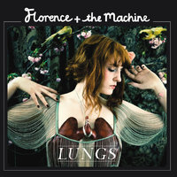 LP Florence And The Machine. Lungs (LP)