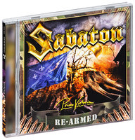 Sabaton. Primo Victoria Re-armed (CD)