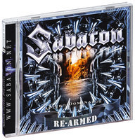 Sabaton. Attero Dominatus Re-armed (CD)