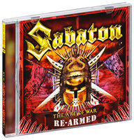 Sabaton. The Art Of War Re-armed (CD)
