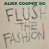 LP Alice Cooper. Flush The Fashion (LP)