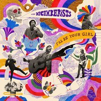 LP The Decemberists. I'll Be Your Girl (LP)