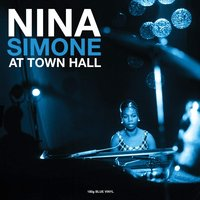 LP Nina Simone. Nina Simone At Town Hall (LP)