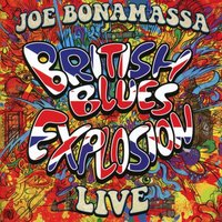 Audio CD Joe Bonamassa. British Blues Explosion Live