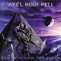 LP Axel Rudi Pell. Black Moon Pyramid (LP)