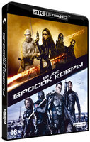 G.I. Joe: Бросок Кобры (Blu-Ray 4K Ultra HD) / G.I. Joe: The Rise of Cobra