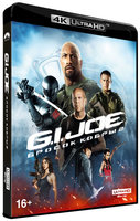 G.I. Joe: Бросок кобры 2 (Blu-Ray 4K Ultra HD) / G.I. Joe: Retaliation