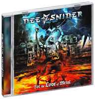 Dee Snider. For The Love of Metal (CD)