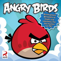 Angry Birds (CD-ROM) [PC] Новый Диск
