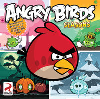 Angry Birds. Seasons (CD-ROM) [PC] Новый