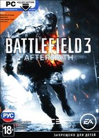 Battlefield 3: Aftermath DLC 4. Код загрузки [PC]